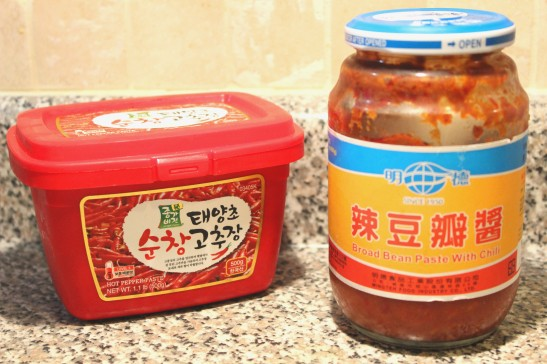 chili pastes