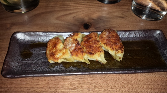 Gyoza, son.  But not the kind that give you everlasting life